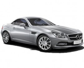 business car leasing mercedes benz slk roadster