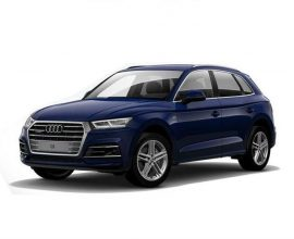 Business Car lease Audi Q5 20TDI 150 QTR SLINE
