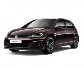 Business car lease Volkswagen Golf 20TDI 184ps GTD 5dr