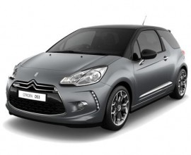 Business lease Citreon DS3 1.6 eHDi 90hp DStyle 95g Plus