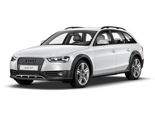 Audi a4 allroad leasing