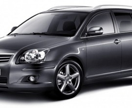 Business car lease Toyota Avensis Tourer