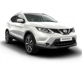 business car lease Nissan QASHQAI DIG-T 115 NTEC+