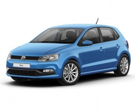 business car lease Volkswagen Polo