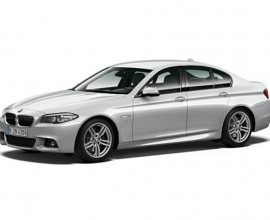 BMW 520d M Sport 4dr Saloon Sport Auto