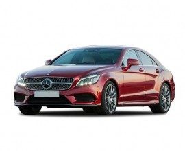 Mercedes-Benz CLS Coupe business lease