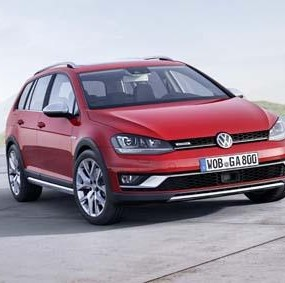 New Volkswagen Golf Alltrack model to make debut at Paris show