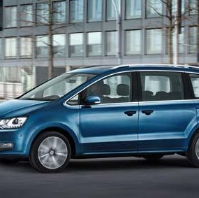 New Volkswagen Sharan available to order