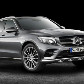 The Mercedes-Benz GLC