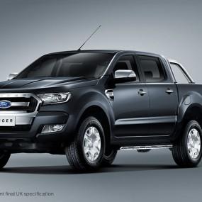 The New Ford Ranger