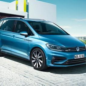 The new VW Touran