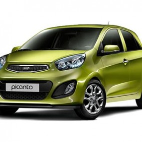 Kia Picanto arrives in the UK