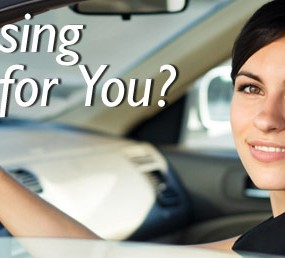 personal car leasing pros and cons