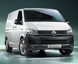 Volkswagen transporter new model van leasing