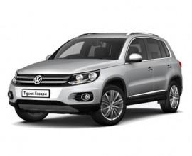 Volkswagen Tiguan 2.0TDI Match Edition 4wd DSG