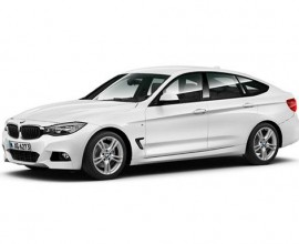 business car leasing bmw 320D series gran turismo hatchback