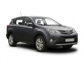 Toyota Rav 4 5dr 2.5CVT 2WD Hybrid BE Plus
