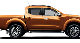 pick up lease Nissan Navara TEKNA DC 190