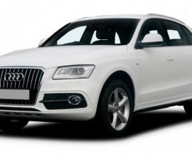 Business Car lease Audi Q5 20TDI 150 QTR SE