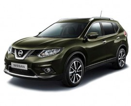 NISSAN X TRAIL 7 SEATS LEASE