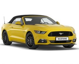car lease Ford Mustang Convertible 2.3 EcoBoost