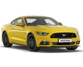car lease Ford Mustang Fastback 2.3 EcoBoost