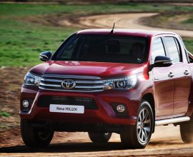 Toyota Hilux Invincible 2.4D Manual