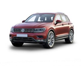 VW TIGUAN BUSINESS LEASING