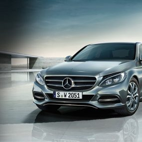 mercedes benz contract hire
