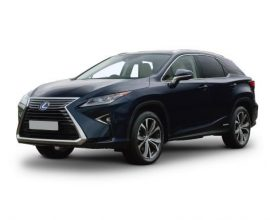 Business car lease Lexus RX450 F SPORT