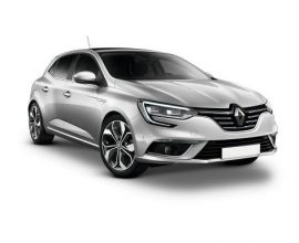 Business car lease renault megane hatchback