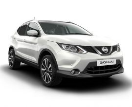 business car lease nissan qashqai