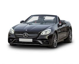car lease Mercedes SLC 250d AMG Line 2dr 9GTronic