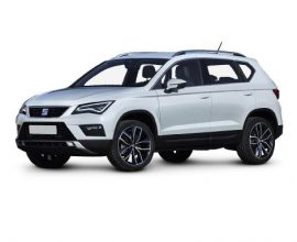 car lease seat ateca 1.0 tsi 115ps
