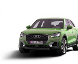 Audi Q2 Diesel Estate 1.6 TDI SE 5dr