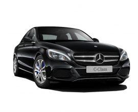 Mercedes Benz C Class Saloon C350e Sport Auto lease