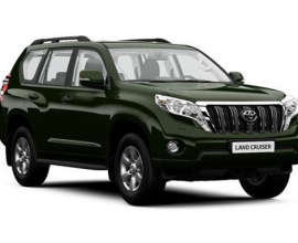 Toyota Land cruiser 2.8 D4D Active 5dr 7 seats lease