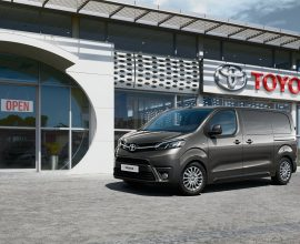 Toyota Proace Base Compact 1.6D95
