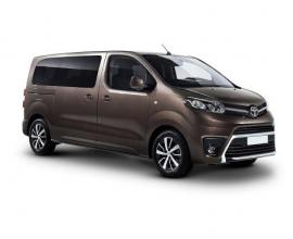 Toyota Proace Shuttle Medium 1.6D115