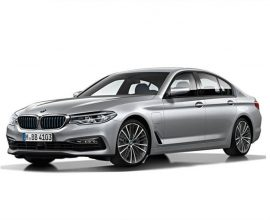 bmw 5 series saloon new model business lease