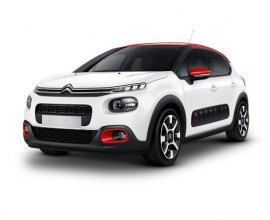 personal and business car leasing citroen c3 hatchback