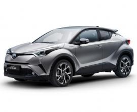 Business car lease Toyota C HR Hybrid