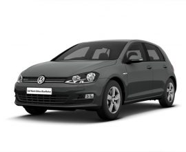 Business car lease Volkswagen Golf 20TSI 220ps GTI 5dr
