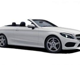 Mercedes Benz C220 d Cabriolet AMG Line Automatic