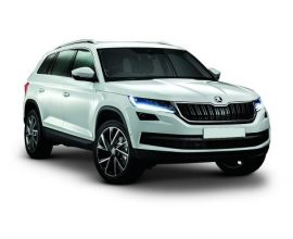 car lease skoda kodiaq estate 5door