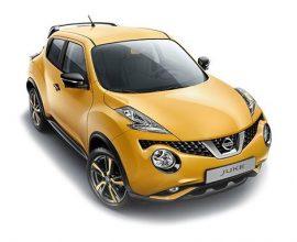 Nissan Juke lease deal
