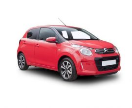car lease New shape Citroen C1 Flair