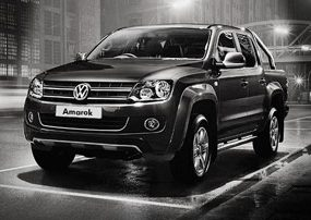 The all new VW Amarok