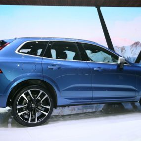 The all new Volvo XC60