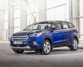 FORD KUGA  1.5T 120PS ZETEC NAV MANUAL